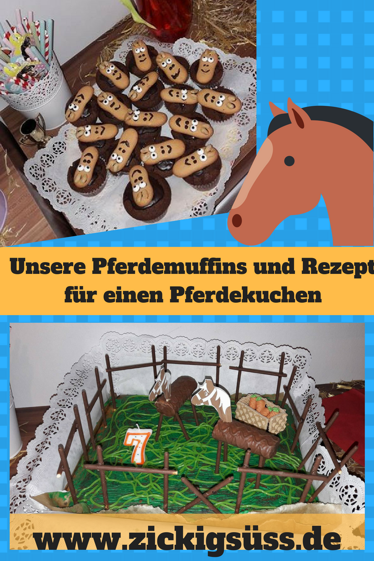 Pferde Kuchen Rezept Barbara S Backstube Pferdetorte Luftiger