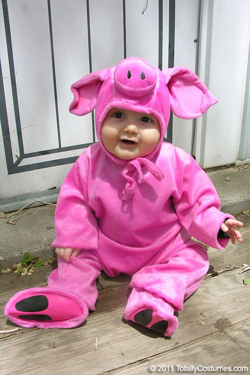 Little Pig Costume  sc 1 st  Pinterest & Little Pig Costume | Oink! | Pinterest | Pig costumes Costumes and ...
