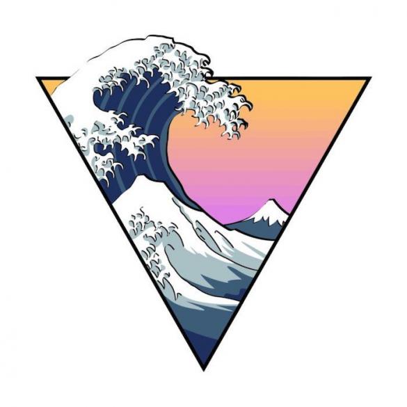 20++ La grande vague de kanagawa tatouage ideas in 2021
