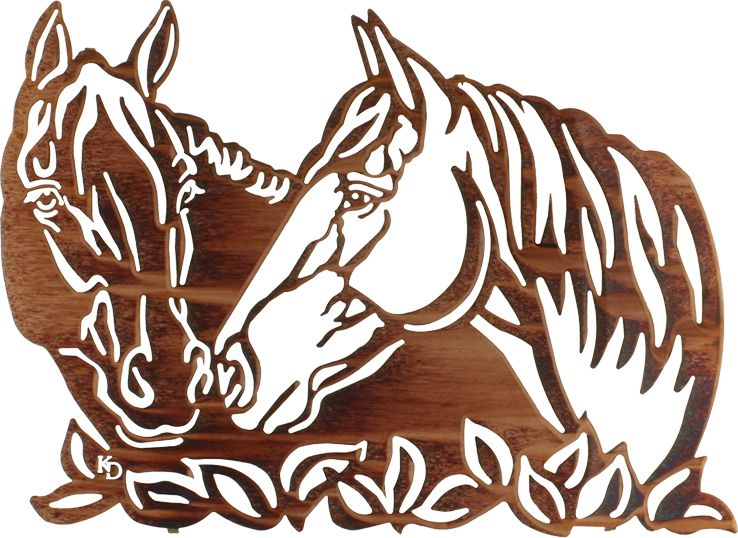 Metal Horse Wall Art western themes equestrian horses wall art / hangings / decor