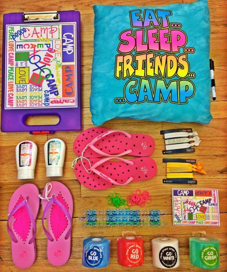 Sleepaway Camping Essentials Camping Gear in 2020 ...