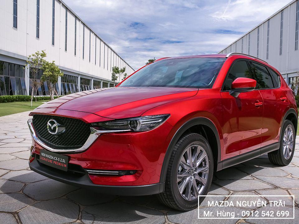 New Mazda Cx 5 2 5 Signature Premium Mazda Ha Nội