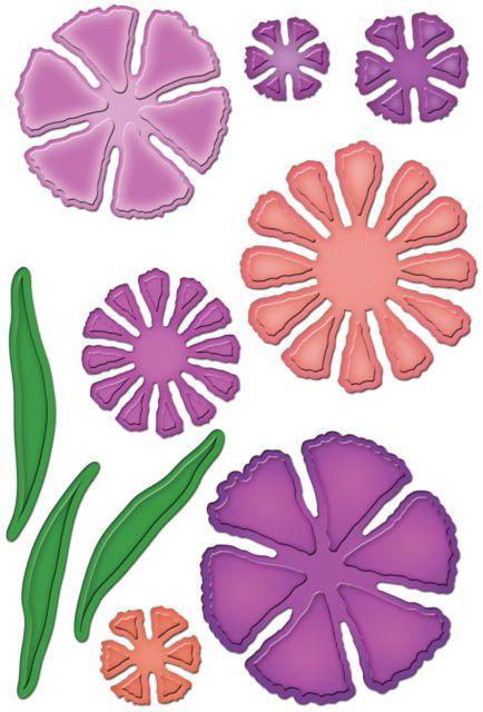 Spellbinders Donna Salazar - Carnation Creations