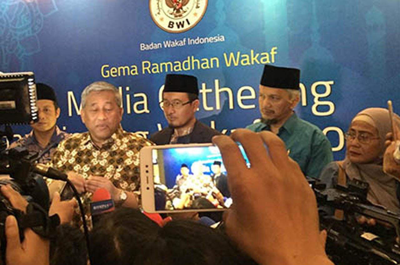 Jakcitynews Jakarta Guna Menjaring Potensi Wakaf Lebih Mendalam Khususnya Generasi Milenial Badan Wakaf Indonesia Universitas Negeri Mahasiswa Pariwisata