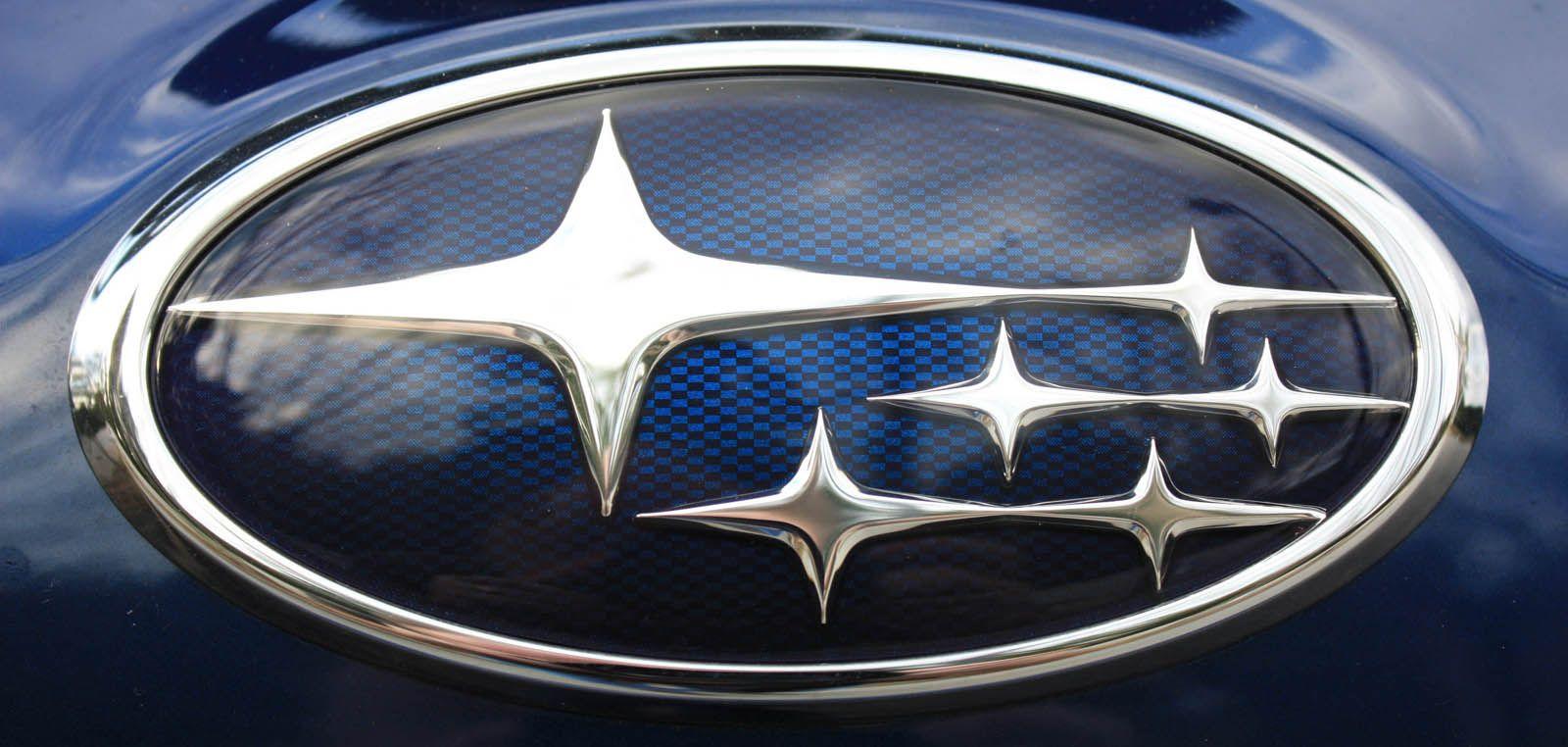 Le logo Subaru Subaru logo, Subaru