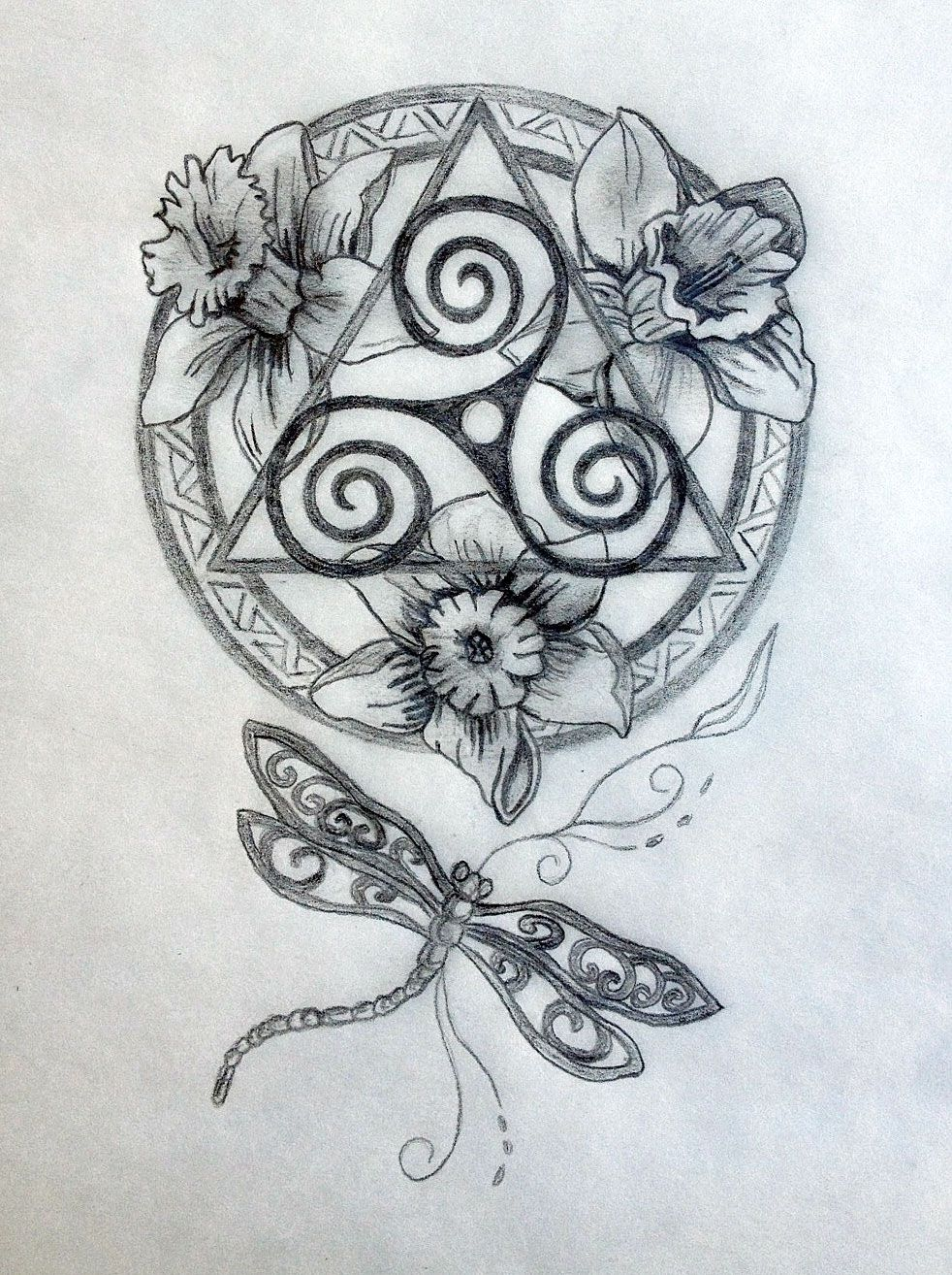 Superior Celtic Tattoo | Sacred Celtic Mandala Tattoo Design | Tania Marieu0027s Blog