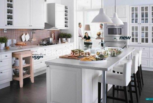 ikea-beyaz-mutfak-dolabı-modelleri | Ev Dekorasyonu-Organizasyon ...