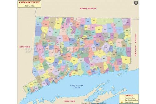 Us Zip Code Map Pdf Connecticut Zip Code Map | Zip code map, Us state map, Connecticut
