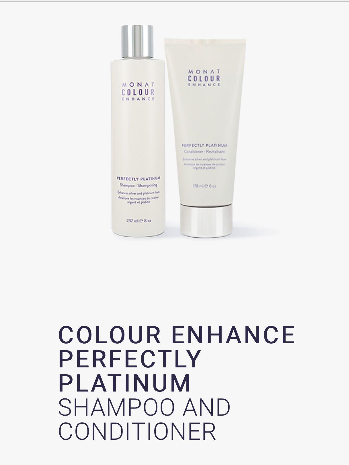 Colour Enhance Perfectly Platinum