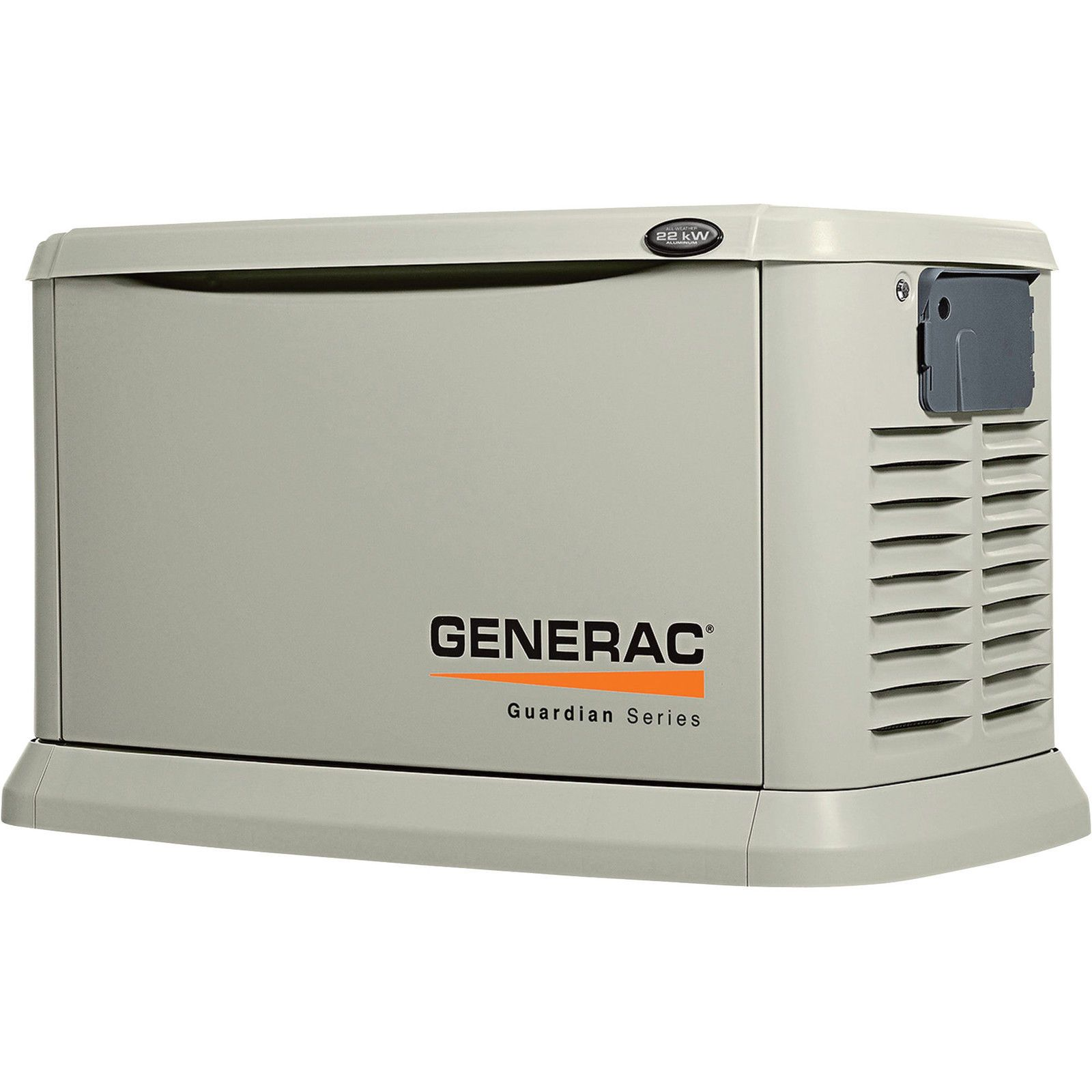 Generac 22kW Air Cooled Standby Generator $3749