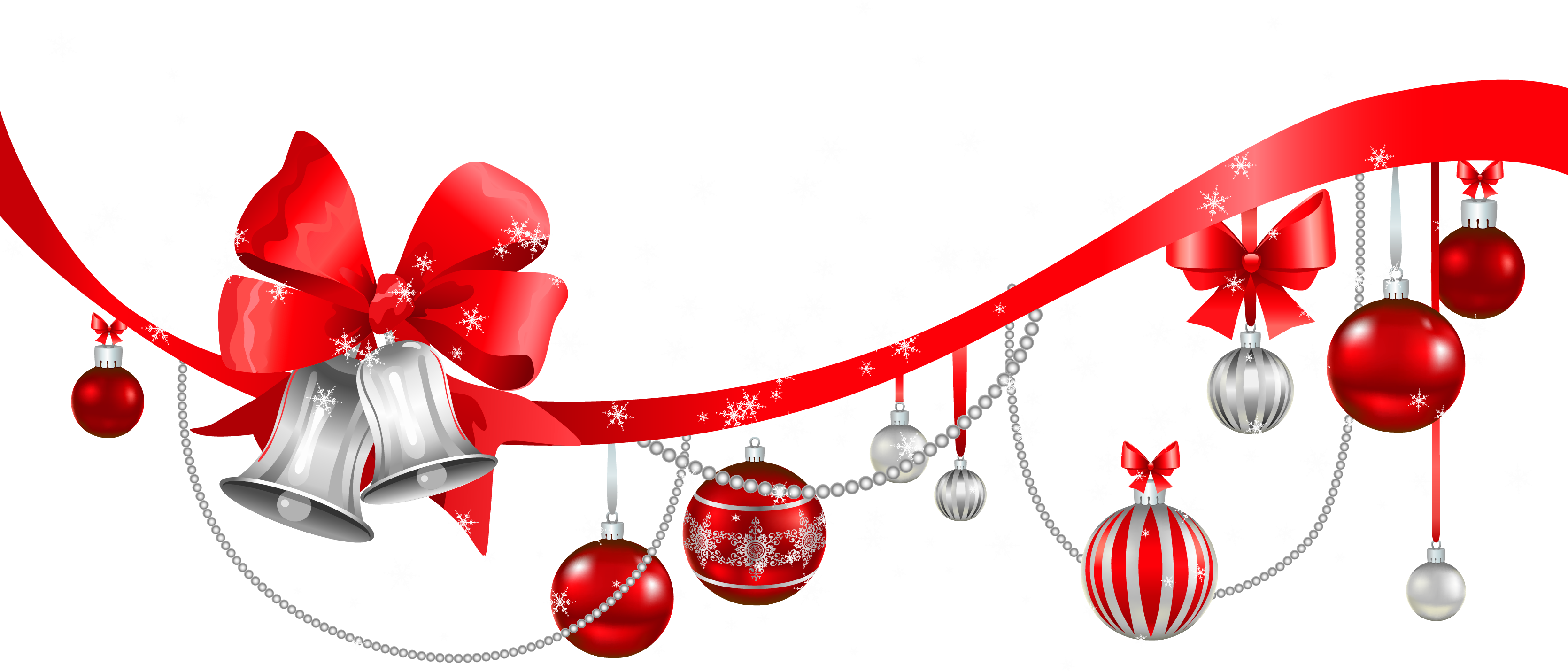 Transparent christmas decoration png clipart for Christmas decorations images