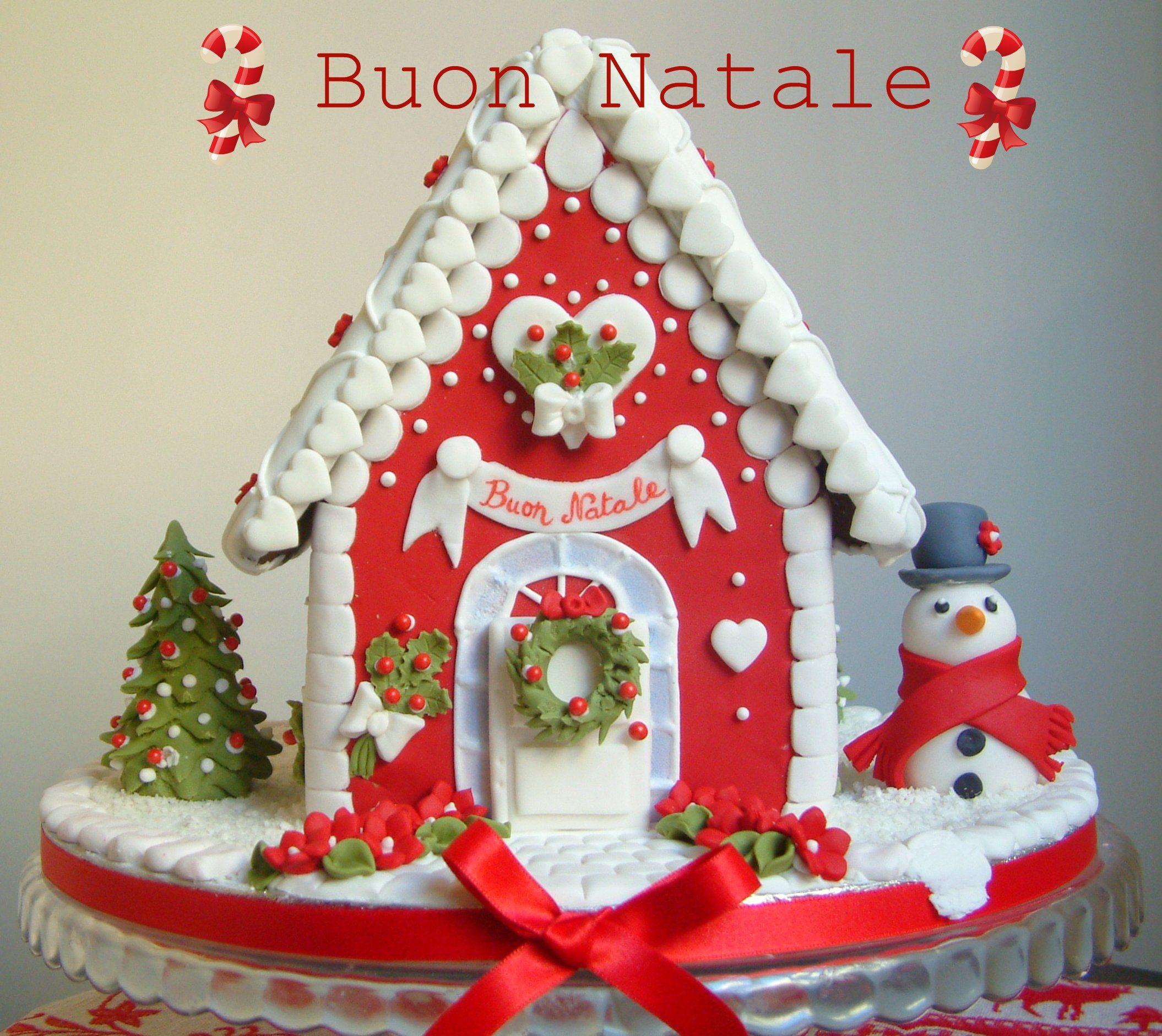 Cake Design House : gingerbread - fondant decorations Gingerbread House Love ...