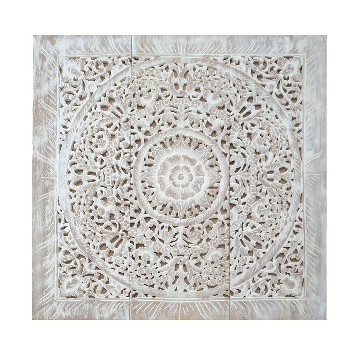 Buy Balinese Antique Wood Carving Wall Art Panel Online Carved Wood Wall Art White Wood Wall Decor Wood Wall Art Decor