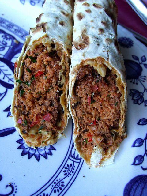 BBQ Adana Kebab Rolls by Food Stories, via Flickr