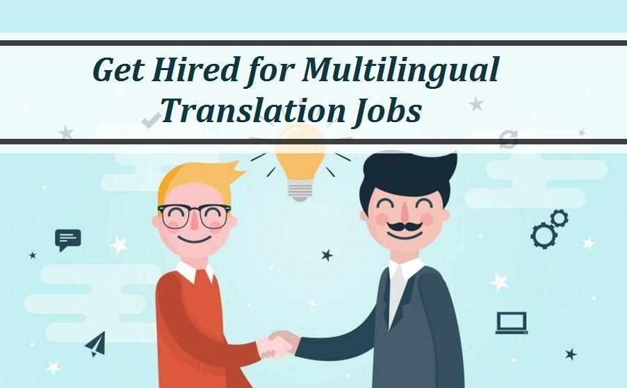 Multilingual Translation Jobs In India Delhi Noida Mumbai Chennai Tridindia Job Multilingual Translation