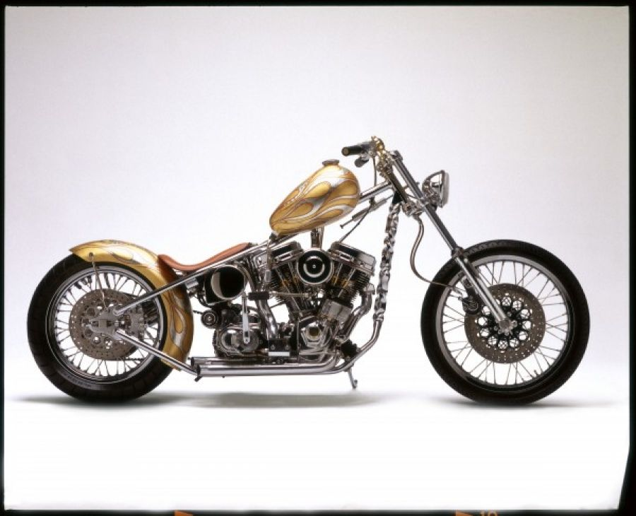 Rolex - Indian Larry Motorcycles