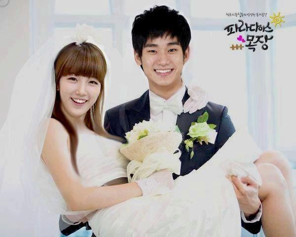 Suzy And Kim Soo Hyun Getting Married Just Joking Kim Soo Hyun Bae Suzy Kim