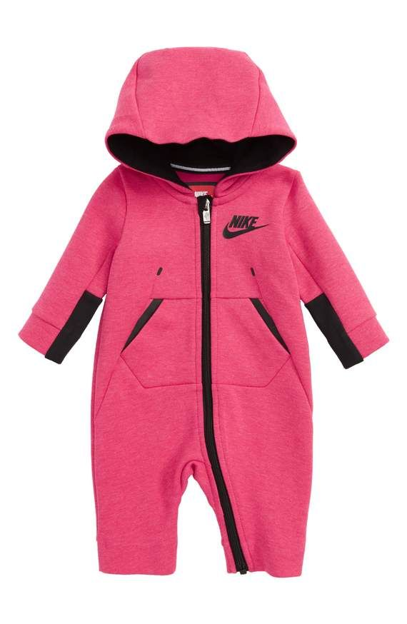463f41f48 Nike fleece jumpsuit for baby!