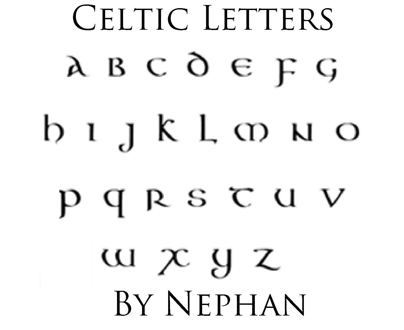 Celtic Tattoo Son