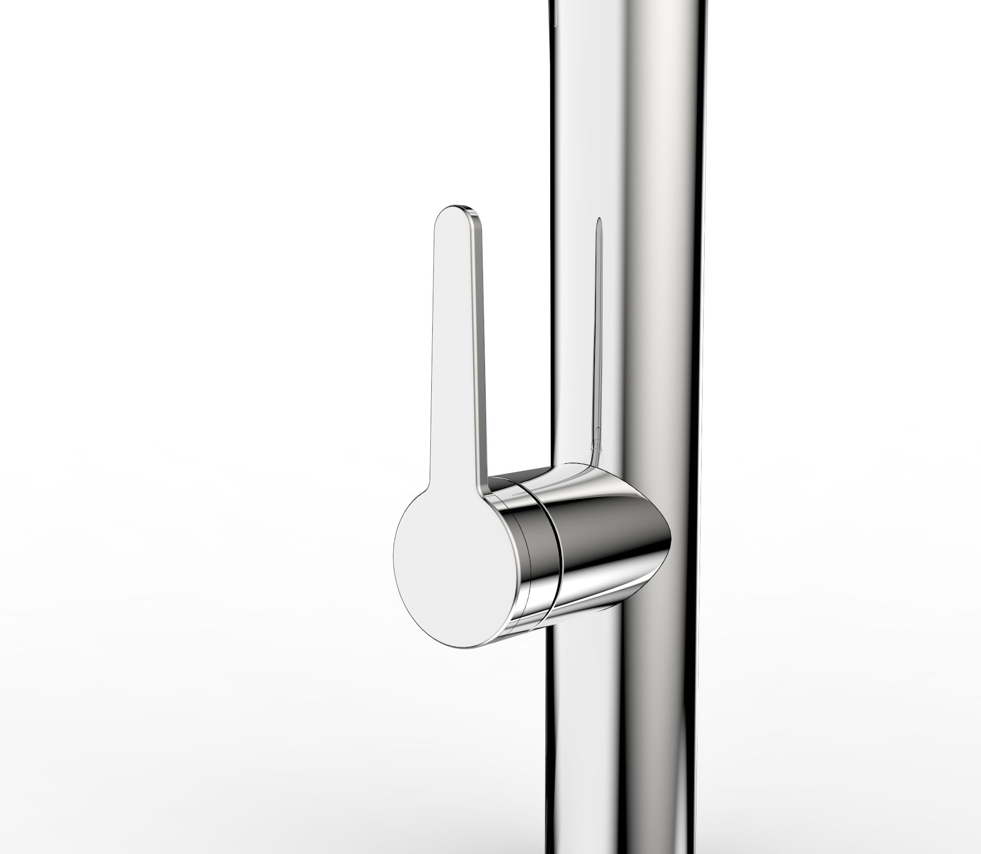 Panera S Stainless Steel Kitchen Faucet For Blanco Steel Art