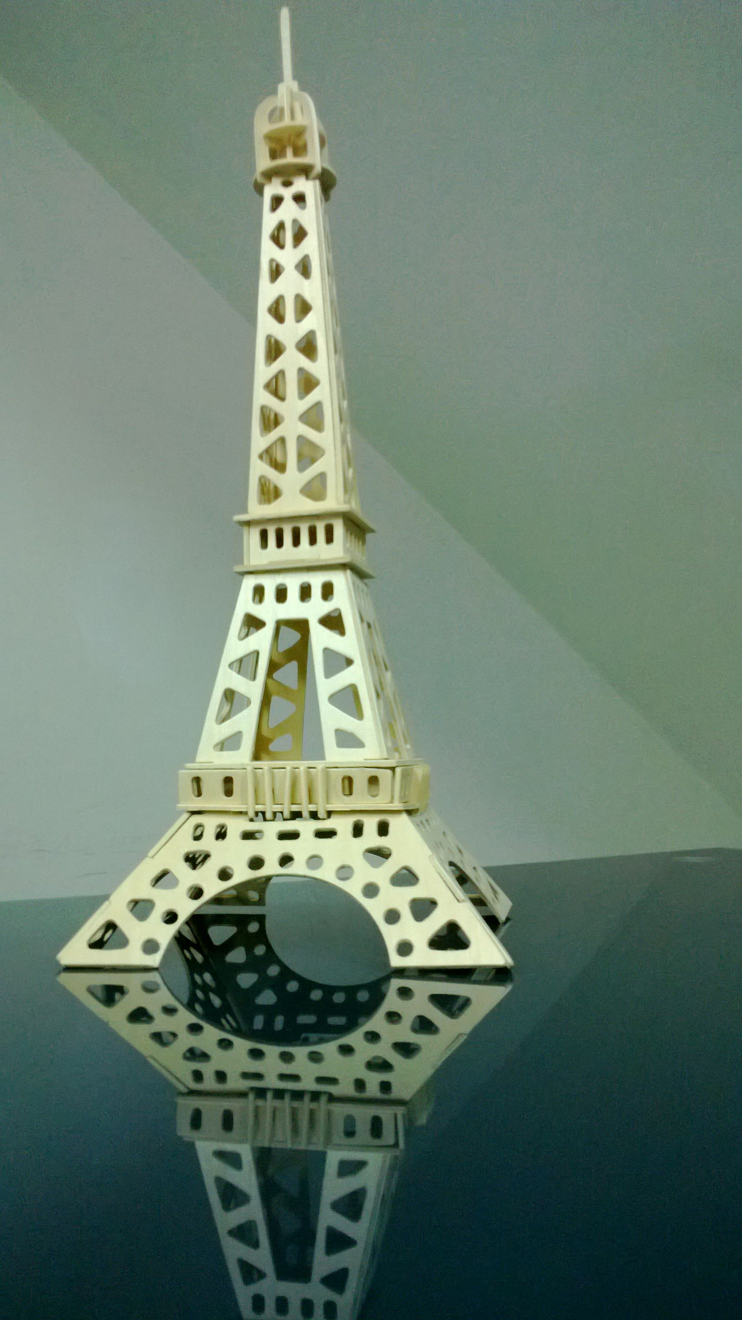 TORRE EIFFEL¡ MAQUETA | DIY projects | Pinterest | Torres eiffel ...