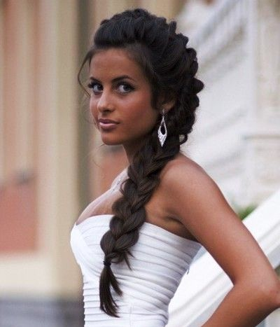 Pictures of braided hairstyles for black women with long hair