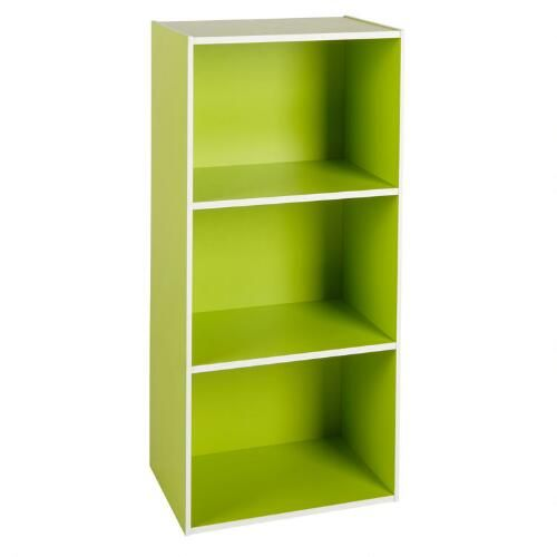 Green 3-Tier Bookcase Christmas Tree Shops andThat! My New