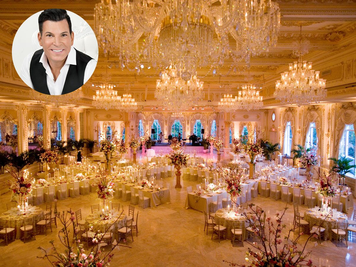 David Tutera S Top Tips For Personalizing Your Wedding Venue David Tutera Wedding David Tutera Weddings Wedding