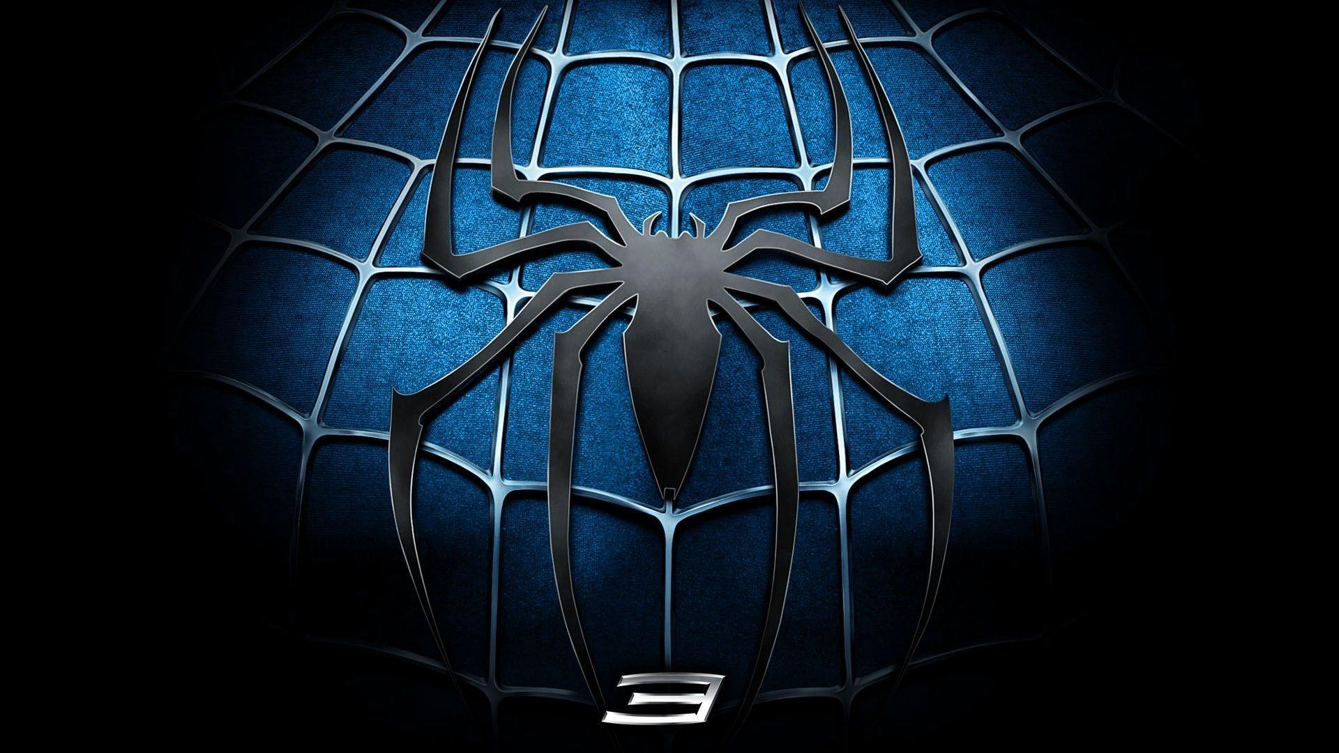 Spiderman Logo Wallpaper Mobile BQX