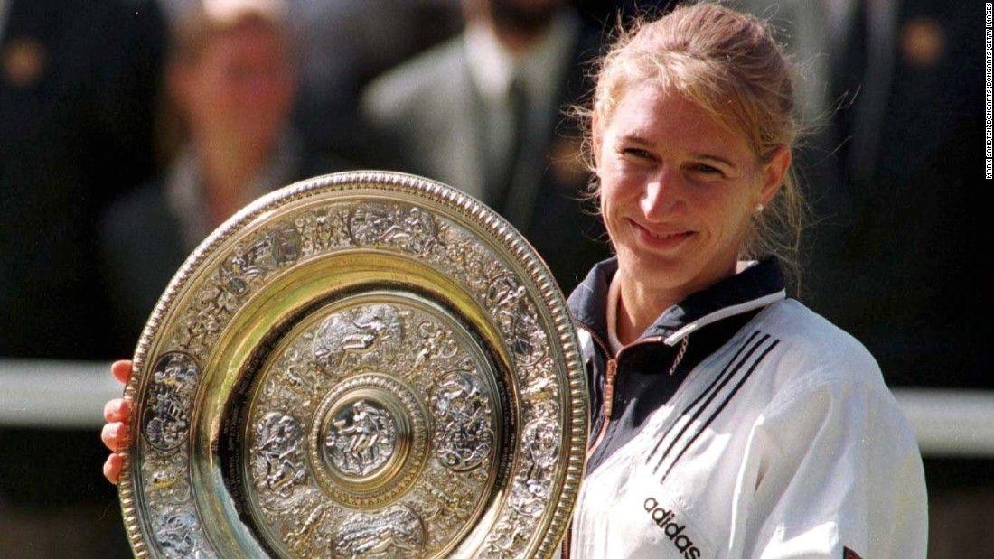 Steffi Graf Steffi Graf Tennis Players Tennis