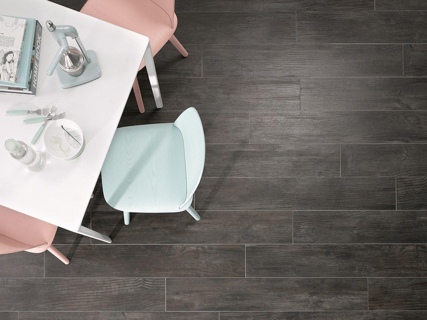 Rustikale badezimmerdekorideen porcelain stoneware wall tiles  flooring schwarzwald by steuler