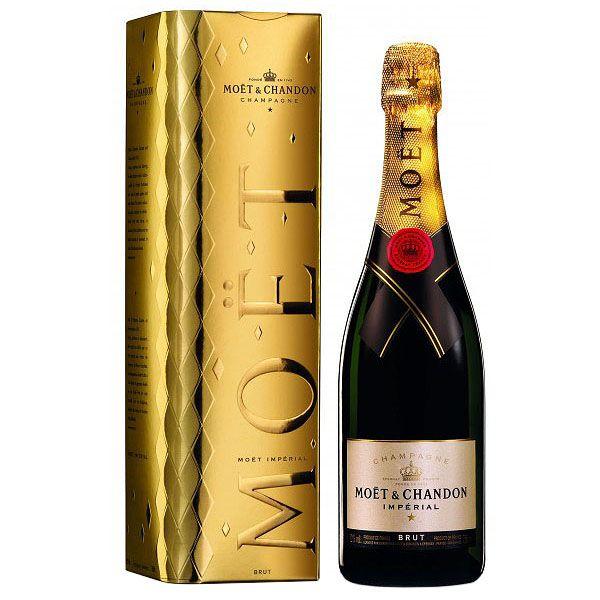 Moet & Chandon Brut Imperial 0,75L Festive Box #wine