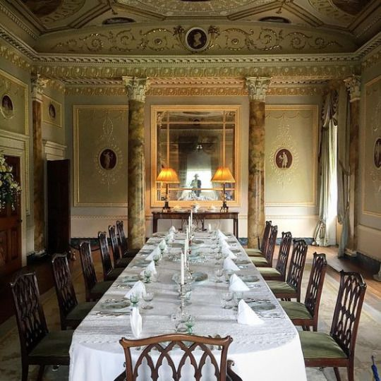 Basildon Park Berkshire Inspirational architecture interiors and