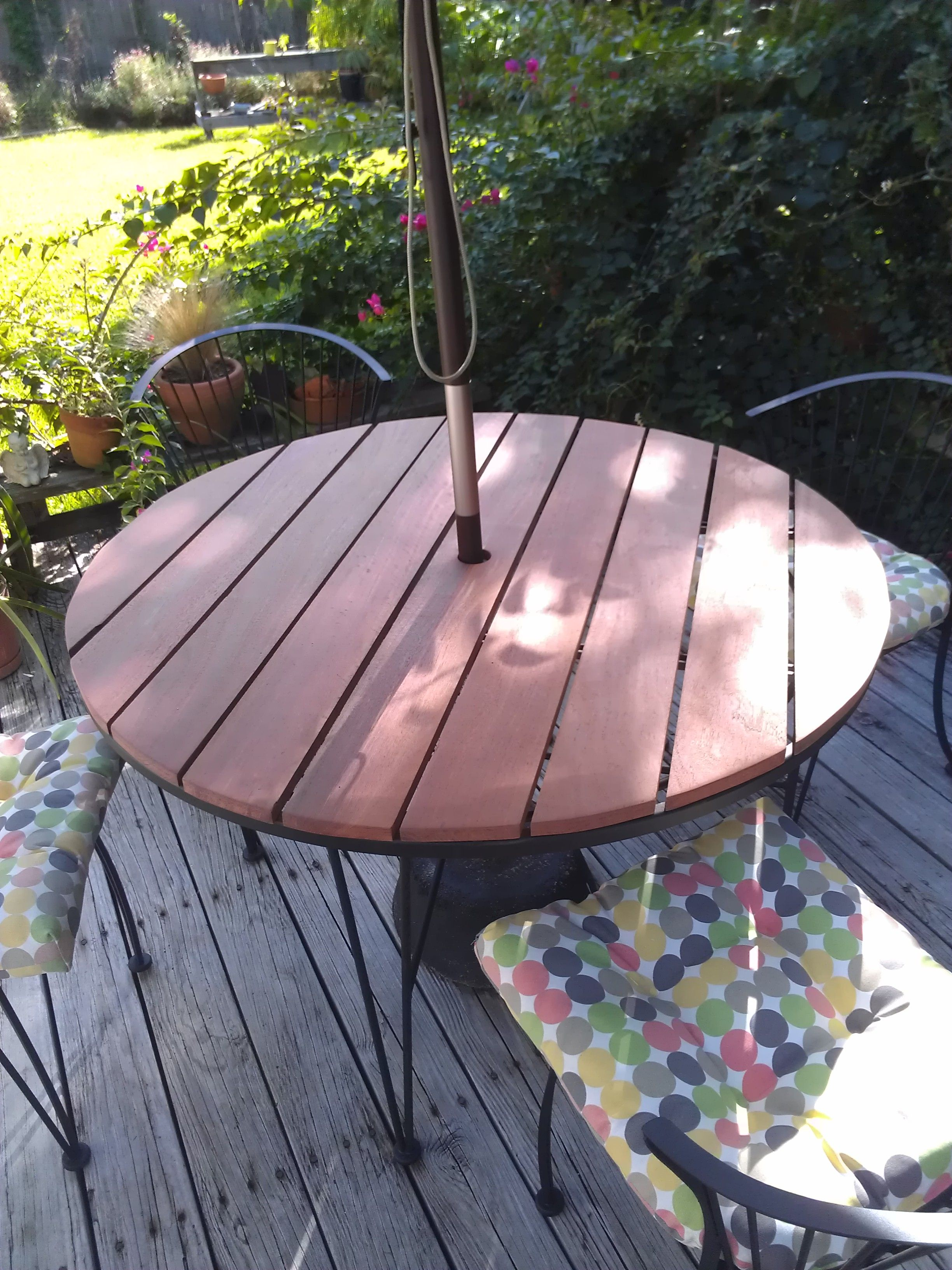 pin on outdoor table tops