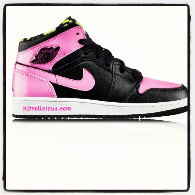 65951c91dc9d71 Urggggg I want these soooo bad Jordans Girls