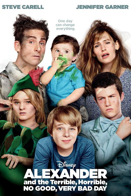 Alexander And The Terrible Horrible No Good Very Bad Day Fuii