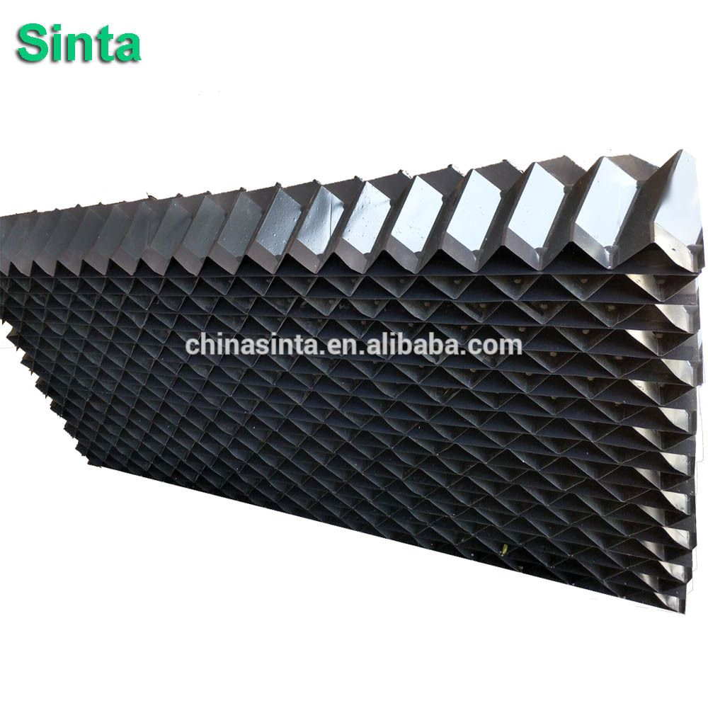 Bac Cooling Tower Blade Drift Eliminator In 2020 Cooling Tower Global Cooling Cool Stuff