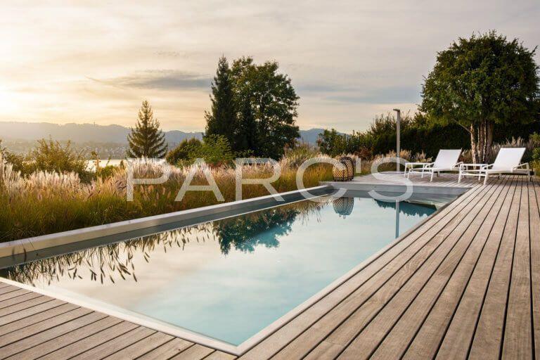 Villa-Garten-Gräser-Swimming-Pool-Zuerich-2   Pool   Pinterest ...