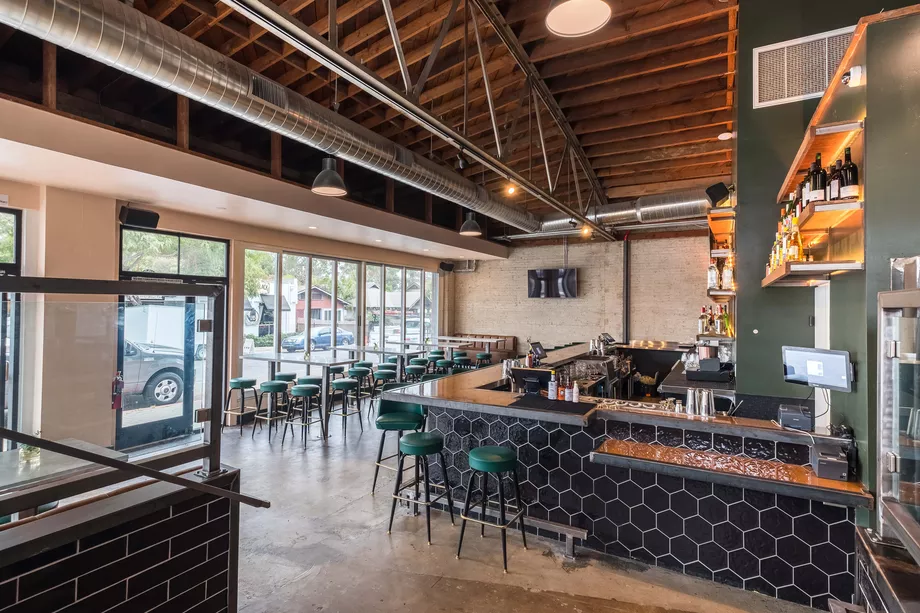 Fernside Starts Serving Cocktails And Community To South Park Tonight Kitchen Bar Restaurant Photos South Park