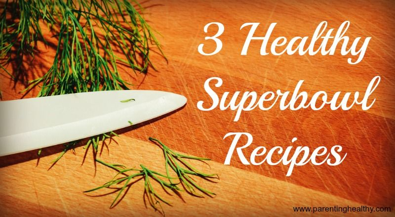 Three Healthy Super Bowl Recipes Dips, breads and eggs!