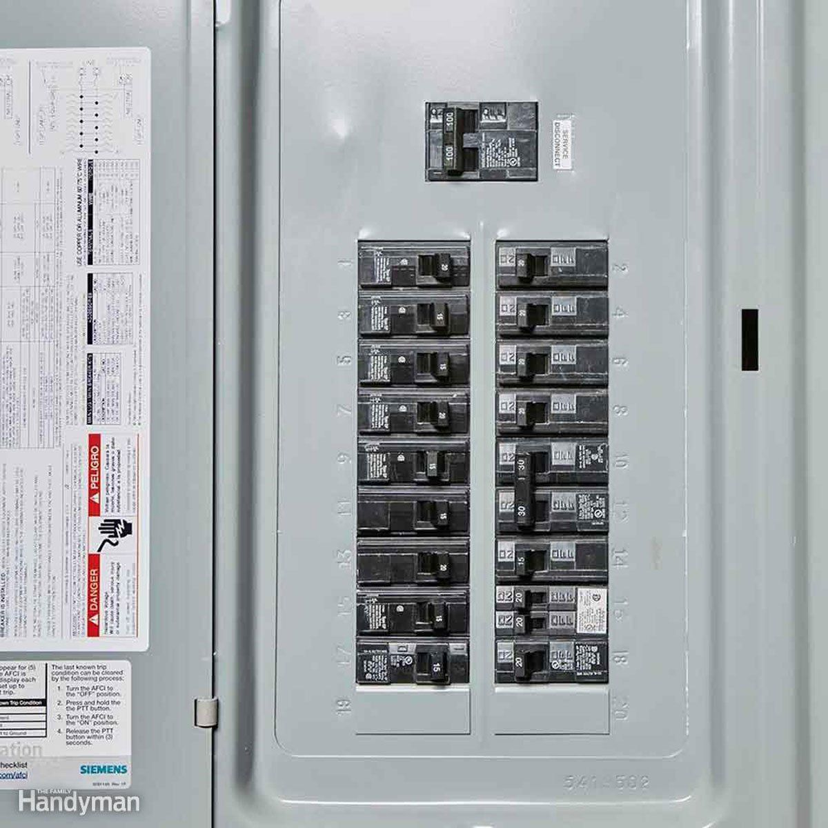 Don T Believe This Electrical Panel Myth Electrical Panel Breaker Box Diy Electrical