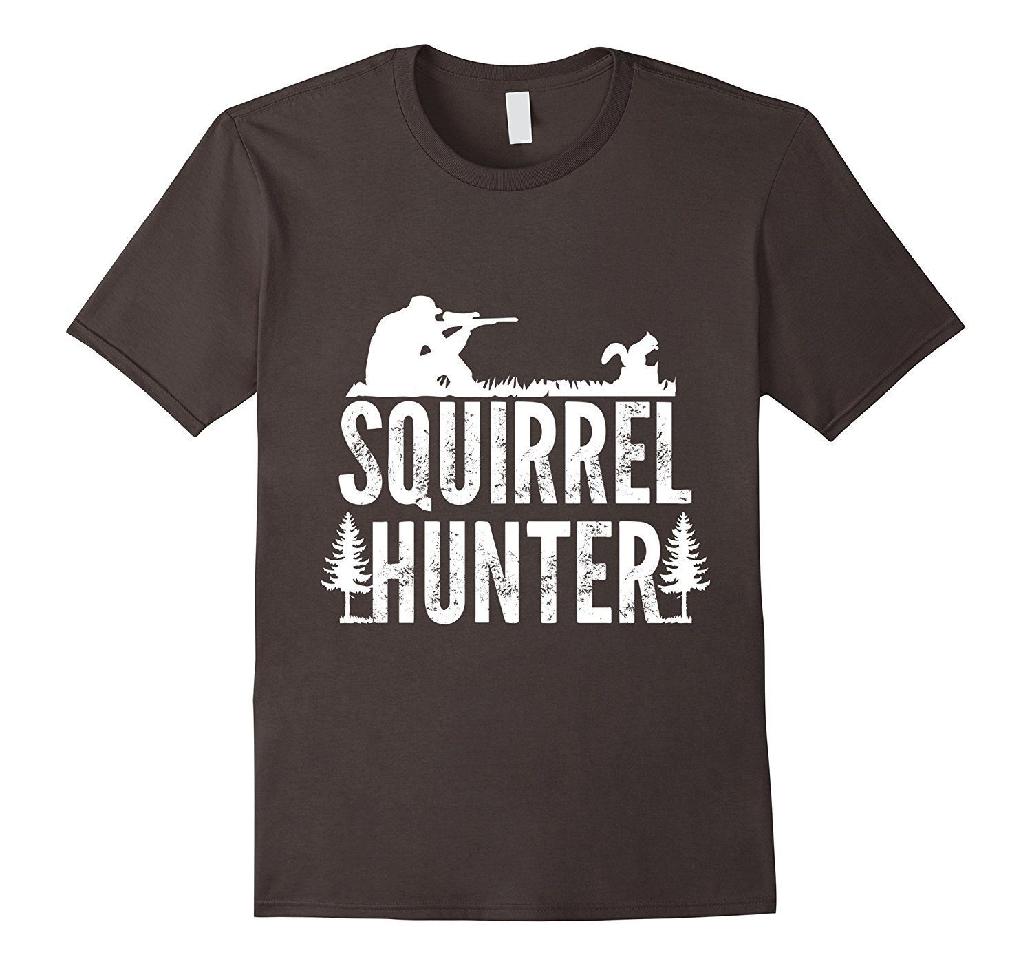 Squirrel Hunter Target Practice Hunting T-Shirt