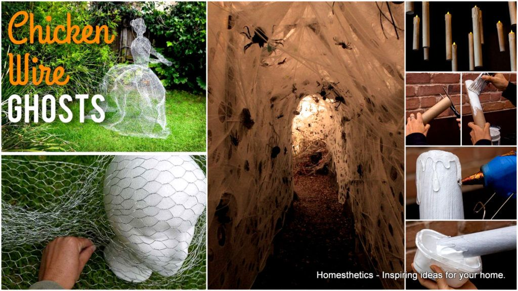 99 Insanely Smart Eerie Haunted House Ideas For