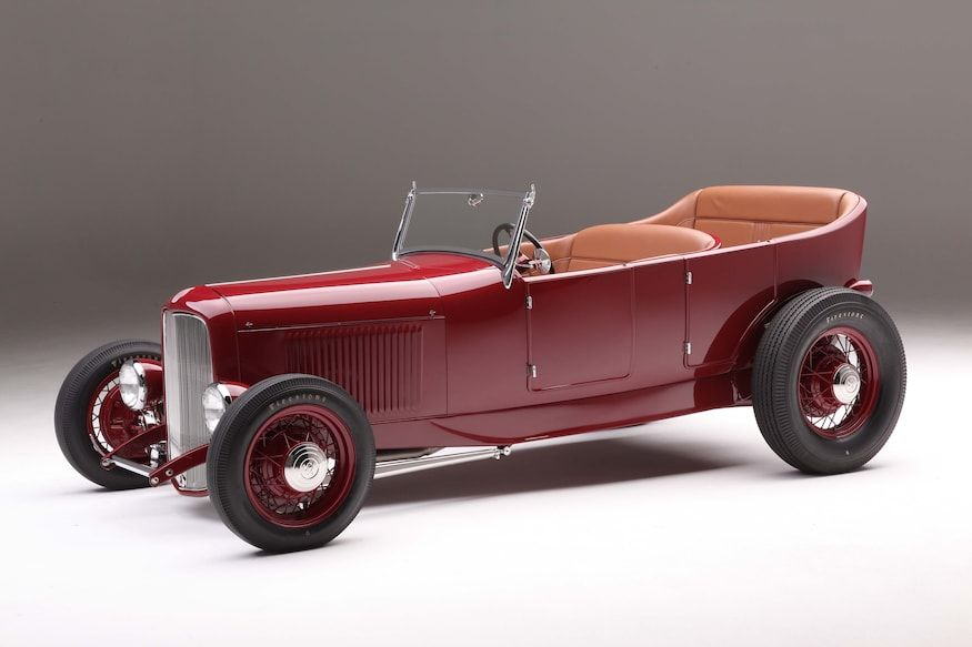 A 1927 Ford Phaeton Built The Traditional Hot Rod Way In 2020 Hot Rods Cars Muscle Hot Rod Trucks Hot Rods