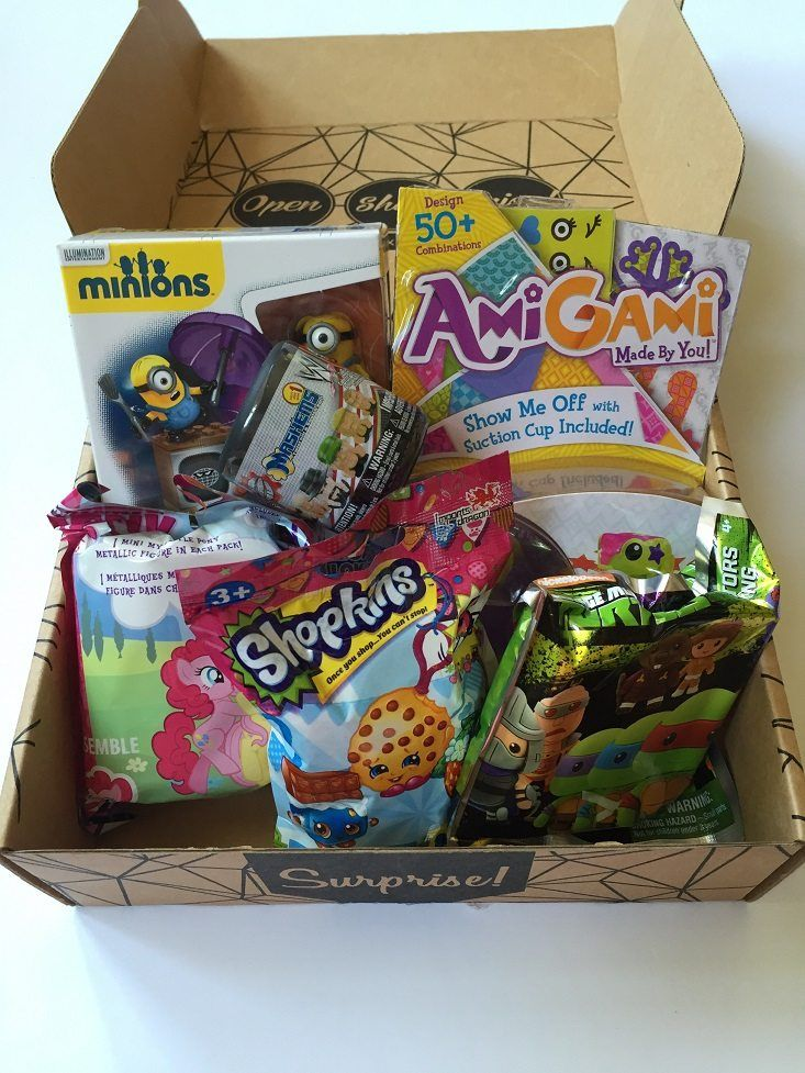 Toy Box Monthly Subscription Boxes Monthly Subscription Boxes