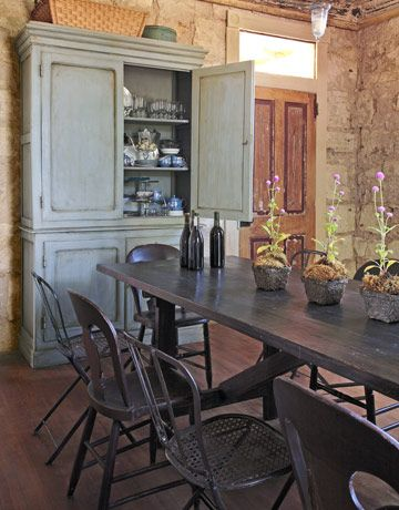 Home Renovation - 19th Century House - Texas Hill Country Home - Country Living