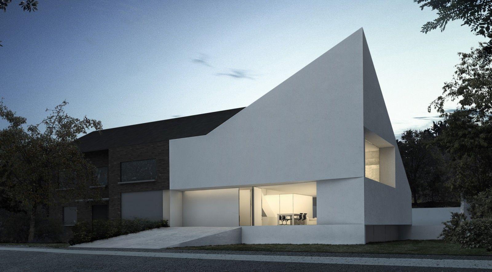 Fran Silvestre Arquitectos - House in Brussels