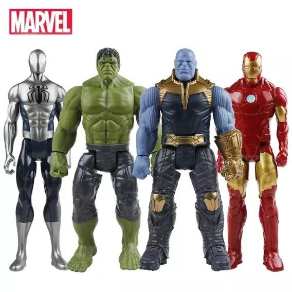 30cm marvel avengers toys thanos hulk
