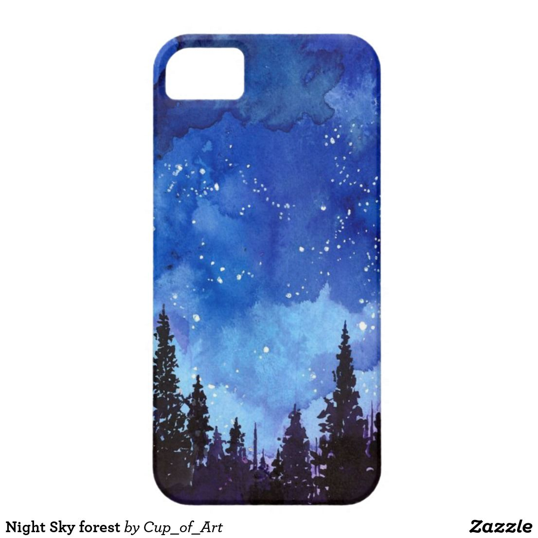Night Sky Forest Case-Mate IPhone Case