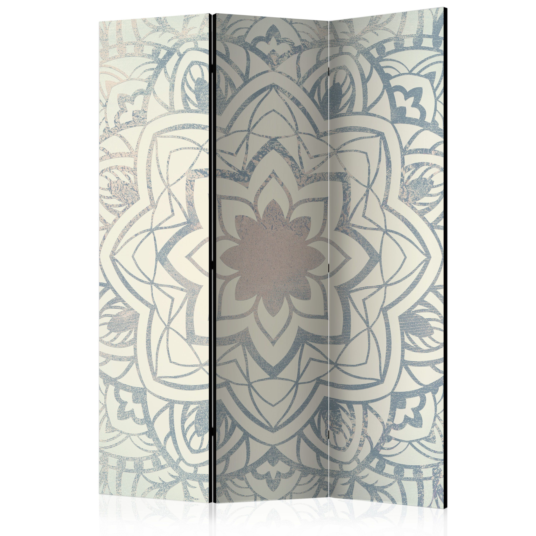 Folding Screen Room Divider Non-Woven Printed Mandala 10 patterns c-C-0092-z-c